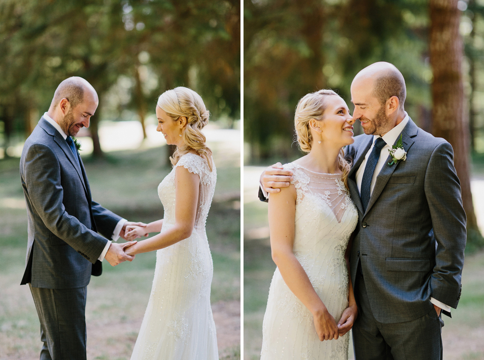 Silver Falls State Park Wedding by Anna Jaye Photography 016