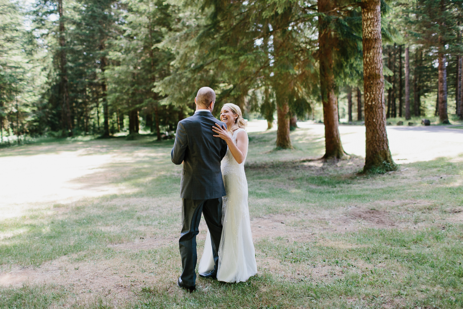 Silver Falls State Park Wedding by Anna Jaye Photography 017