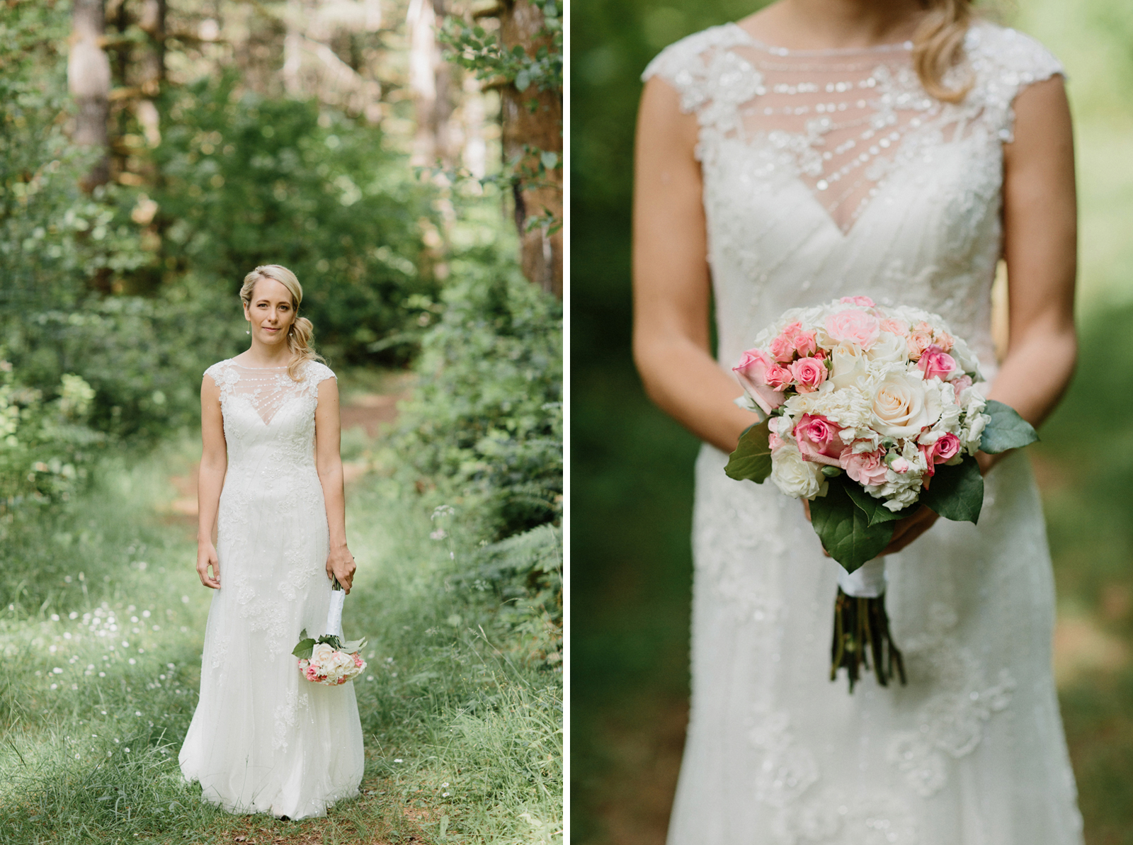 Silver Falls State Park Wedding by Anna Jaye Photography 023