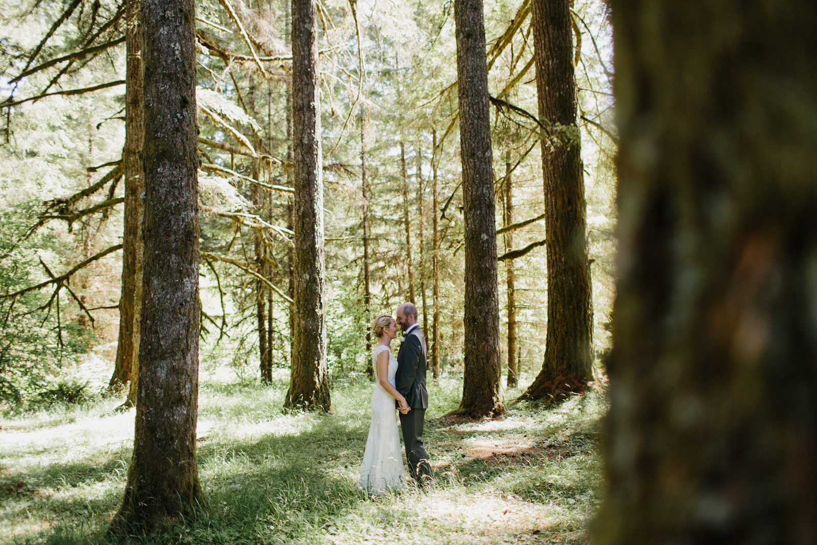 Silver Falls State Park Wedding by Anna Jaye Photography 024