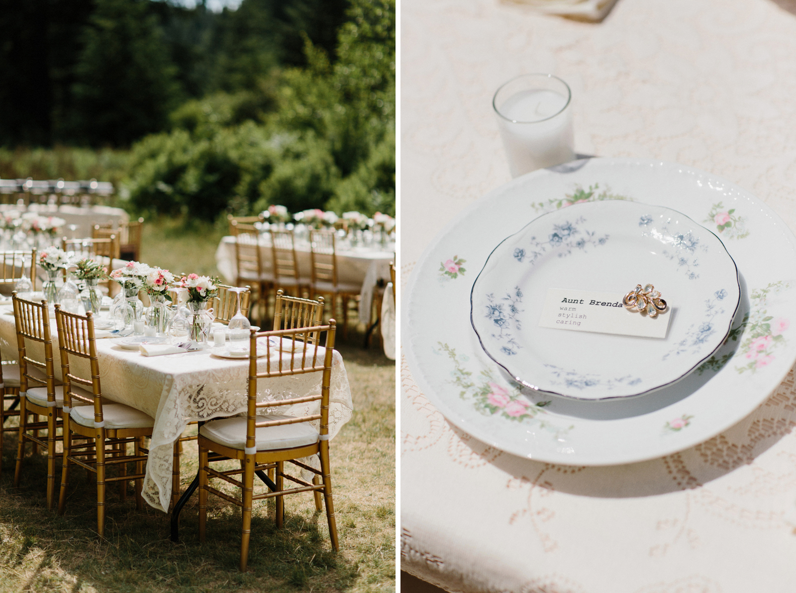 Silver Falls State Park Wedding by Anna Jaye Photography 028