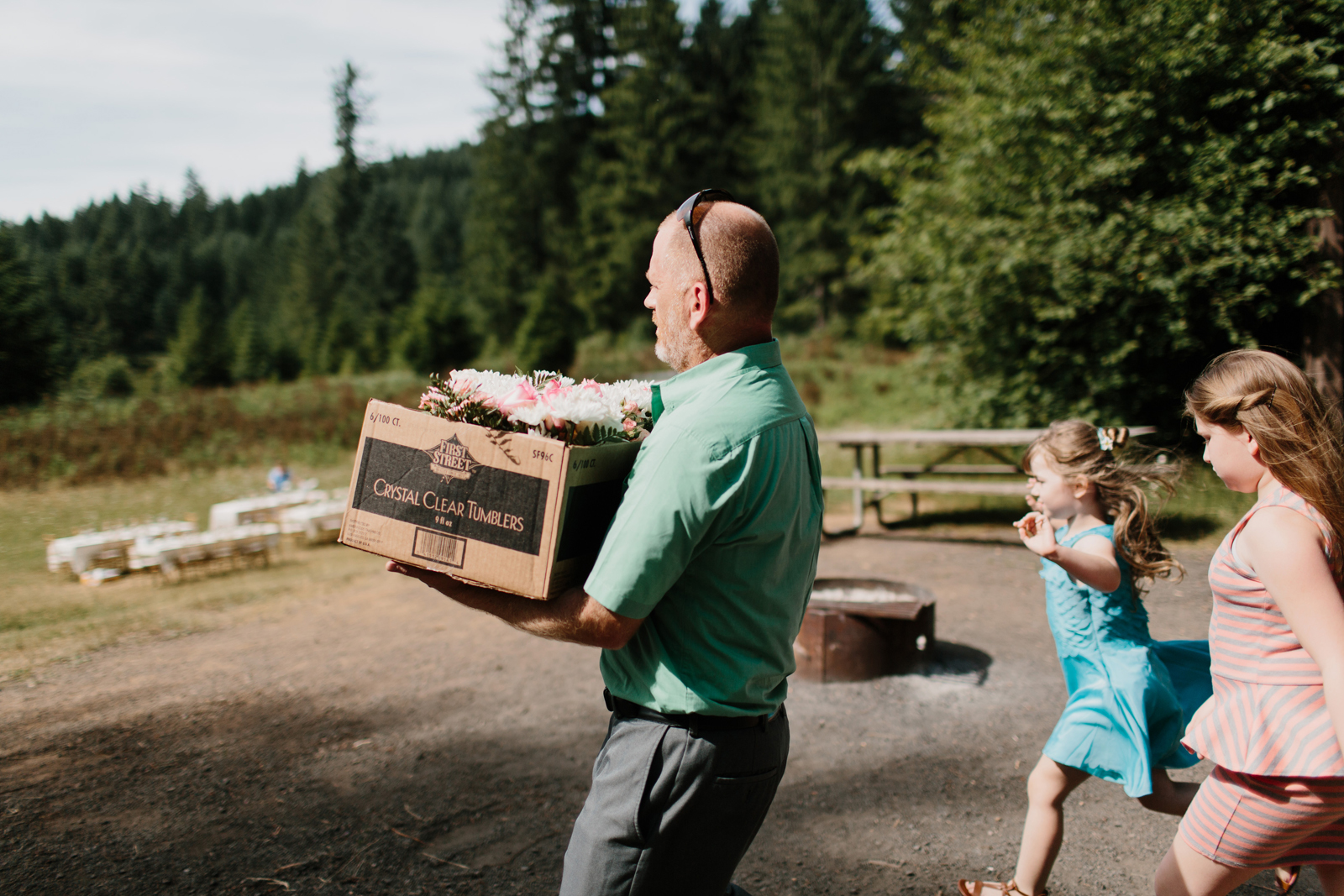 Silver Falls State Park Wedding by Anna Jaye Photography 029
