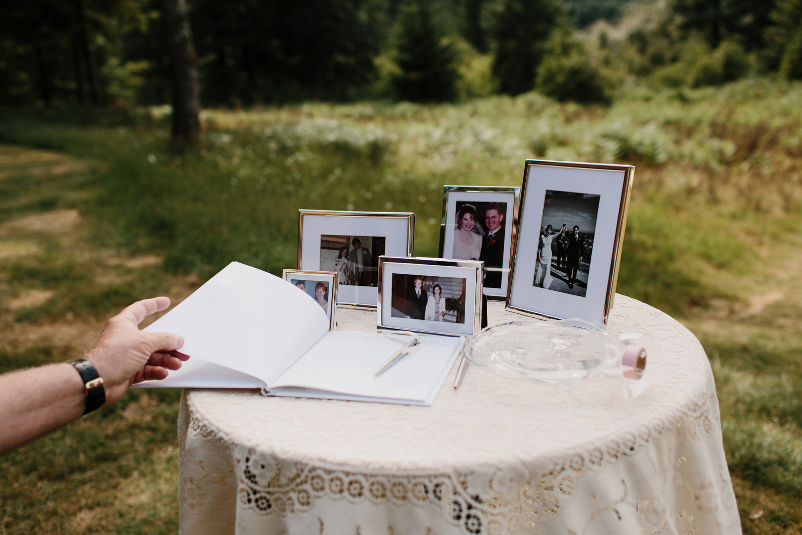 Silver Falls State Park Wedding by Anna Jaye Photography 033