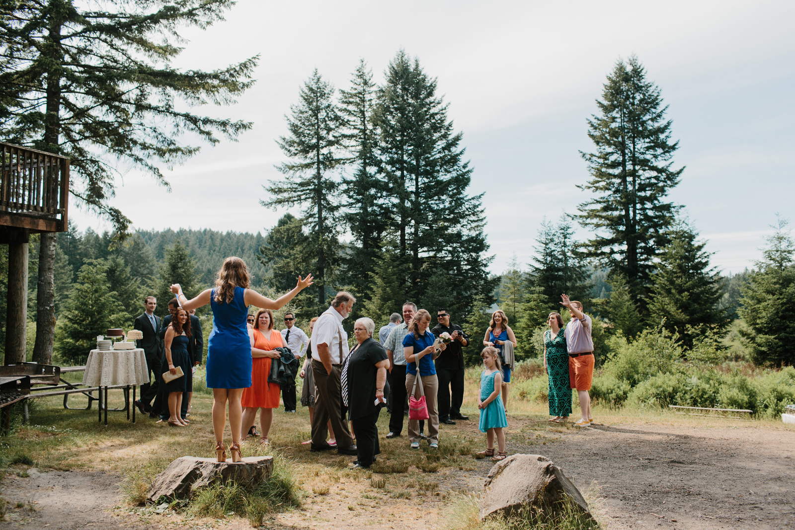 Silver Falls State Park Wedding by Anna Jaye Photography 035