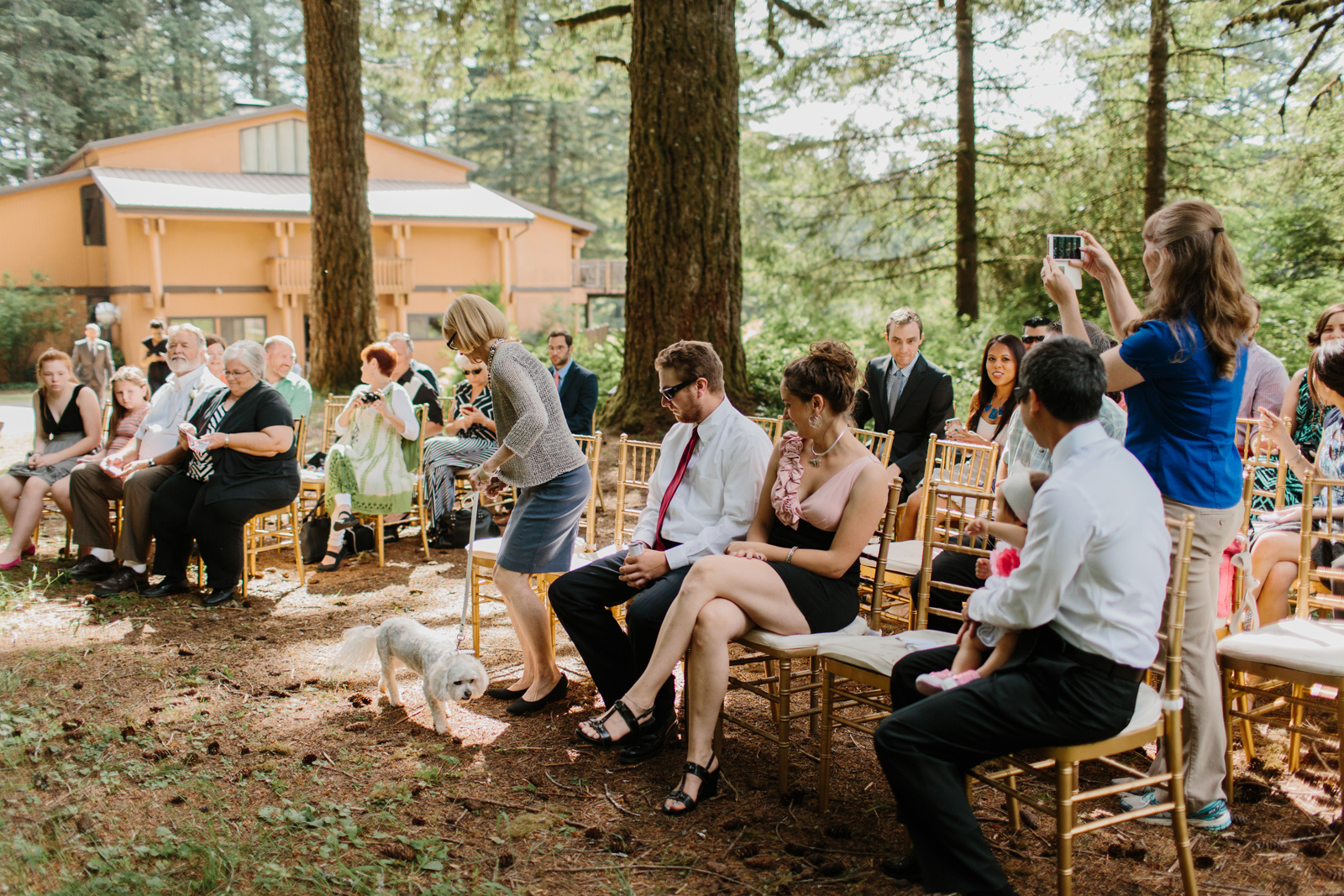Silver Falls State Park Wedding by Anna Jaye Photography 037
