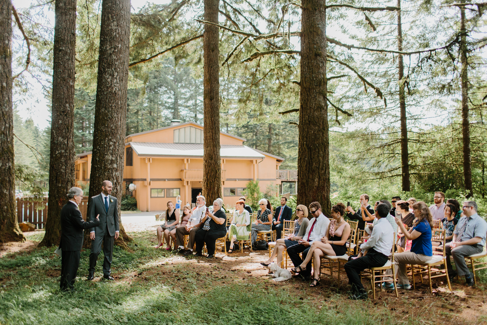 Silver Falls State Park Wedding by Anna Jaye Photography 038