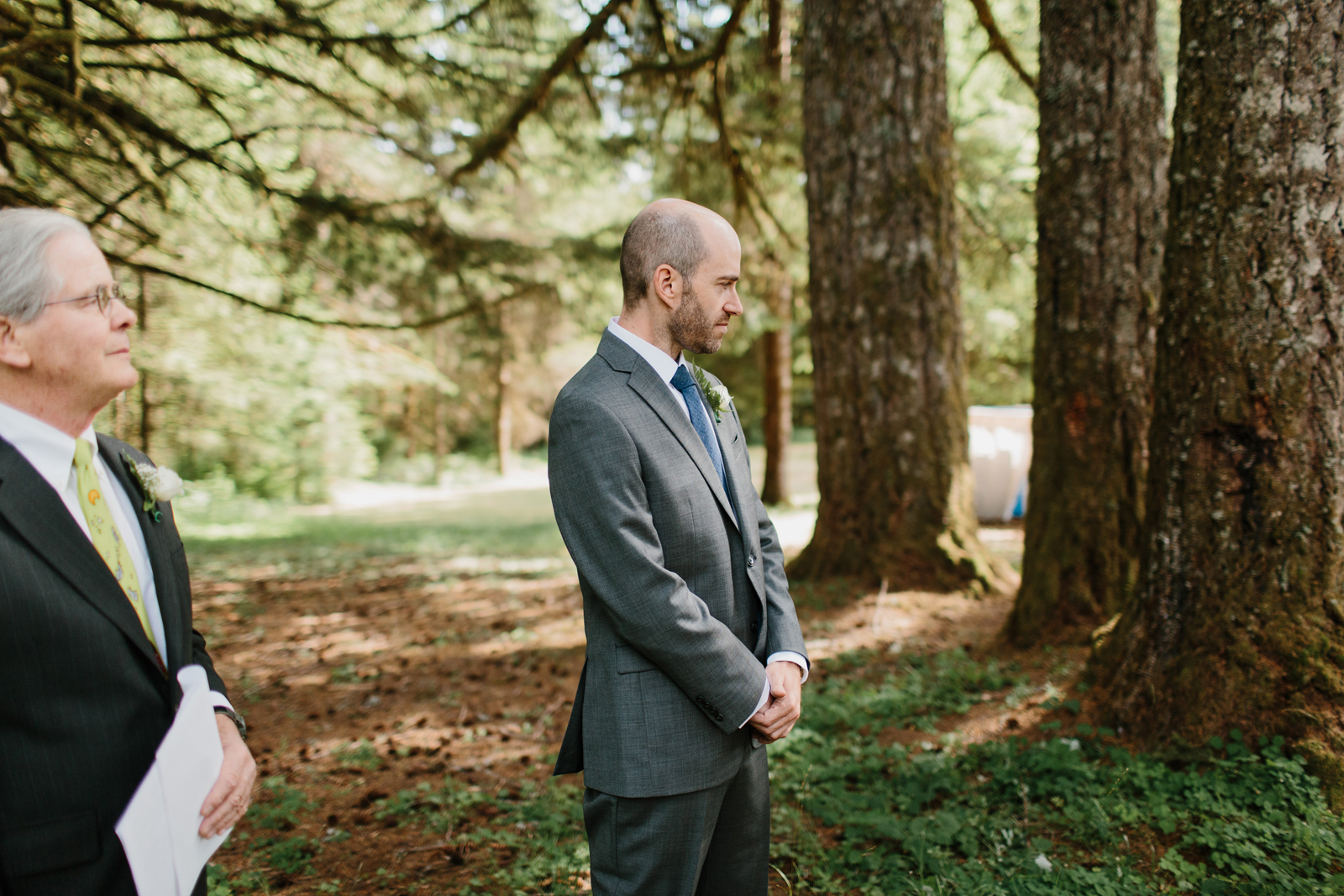 Silver Falls State Park Wedding by Anna Jaye Photography 040
