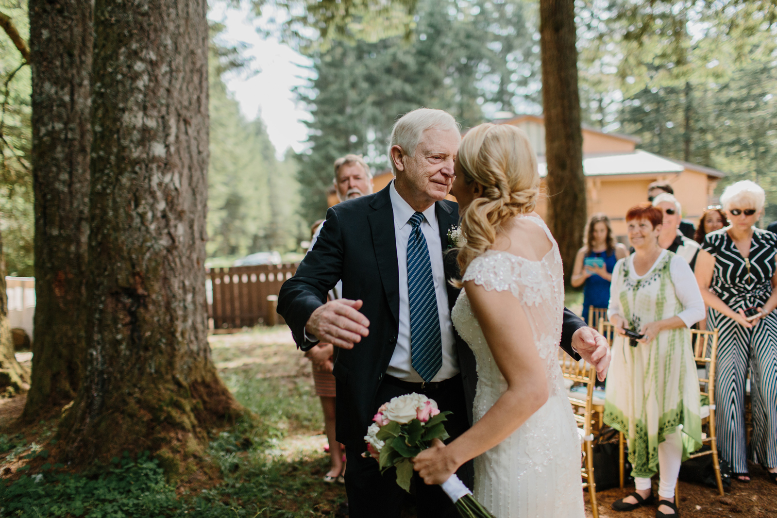Silver Falls State Park Wedding by Anna Jaye Photography 042