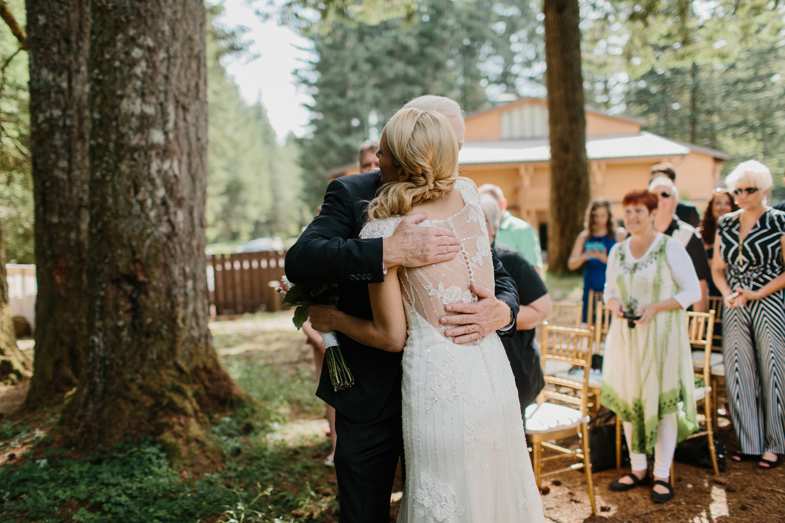 Silver Falls State Park Wedding by Anna Jaye Photography 043