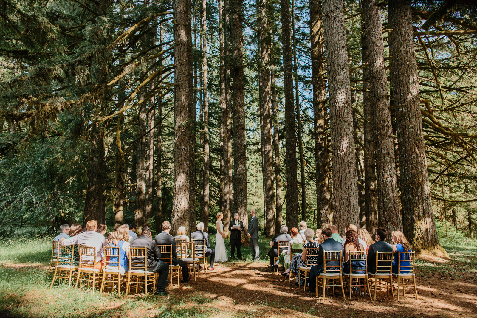 Silver Falls State Park Wedding by Anna Jaye Photography 047