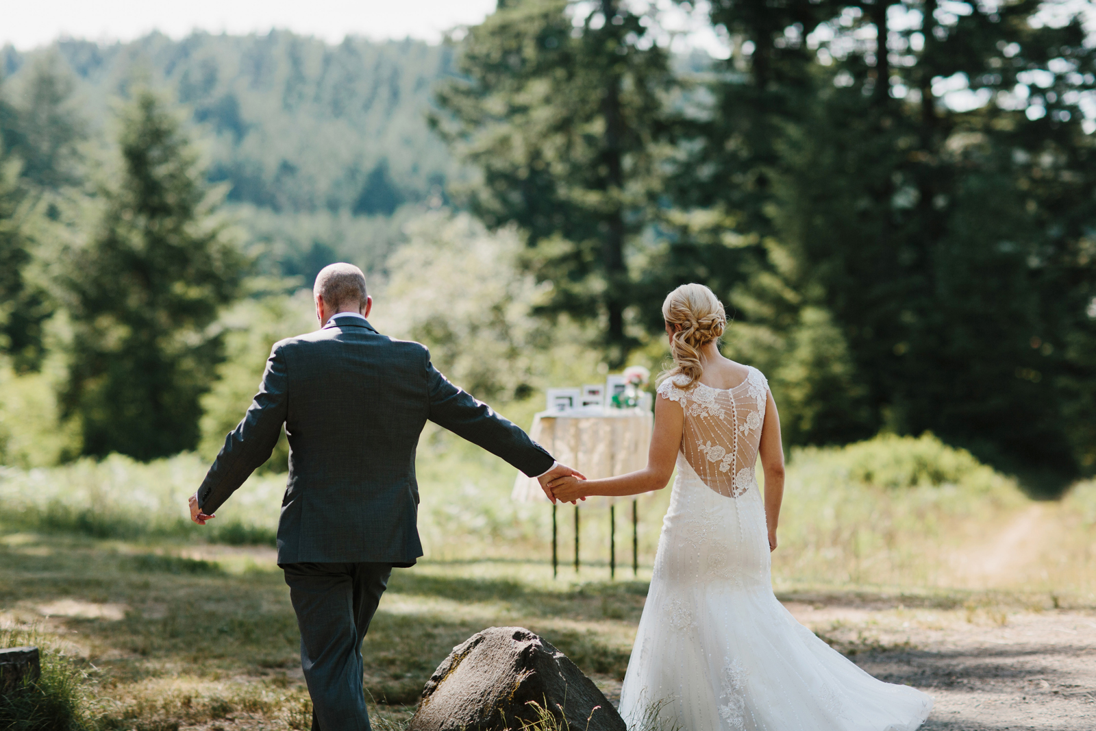 Silver Falls State Park Wedding by Anna Jaye Photography 053