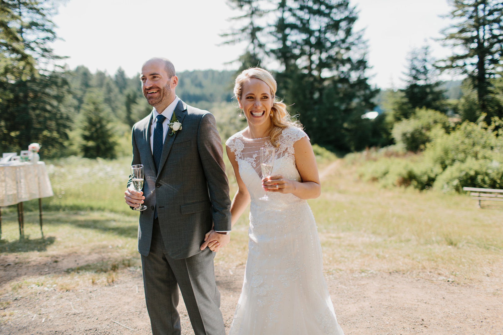 Silver Falls State Park Wedding by Anna Jaye Photography 055