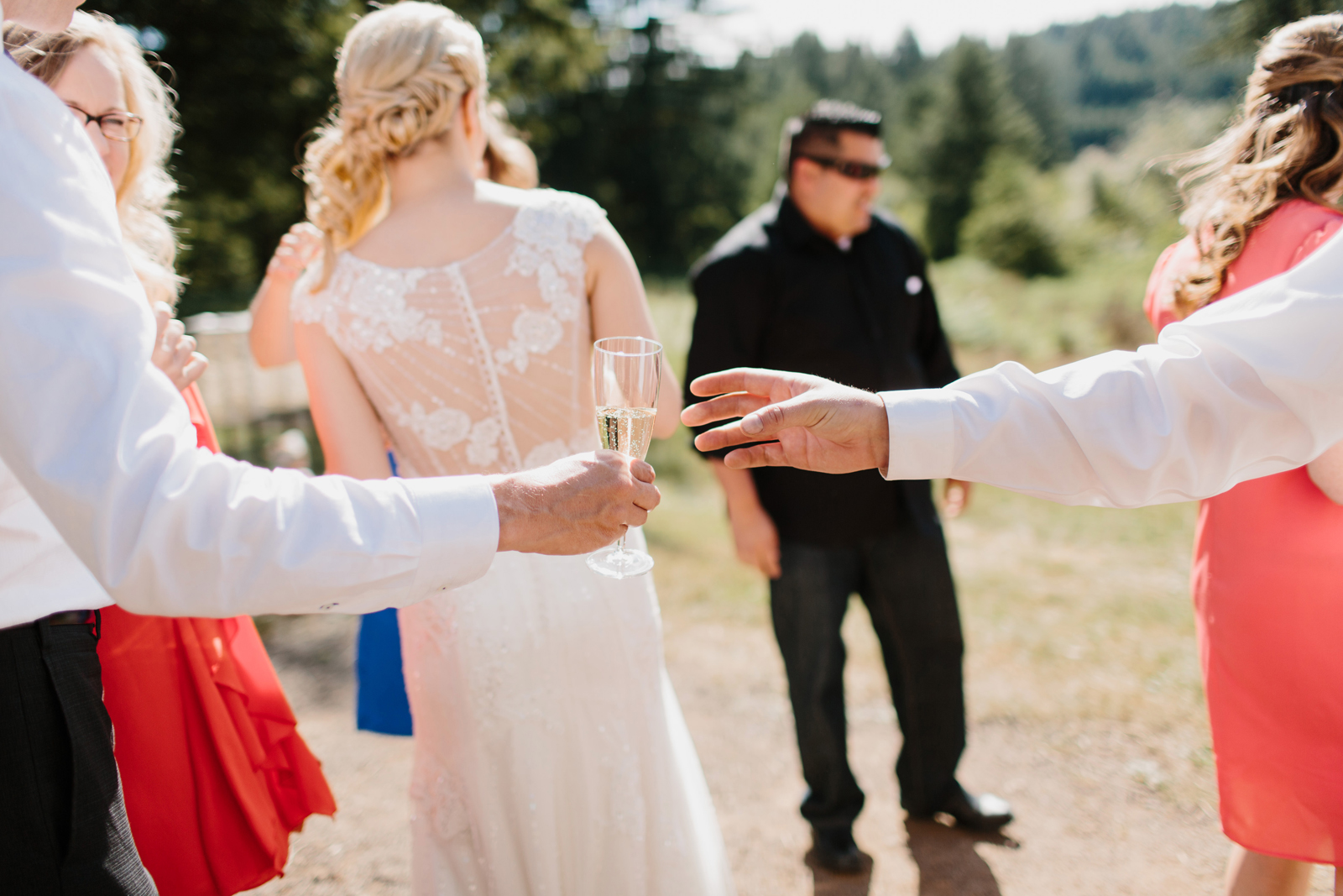 Silver Falls State Park Wedding by Anna Jaye Photography 057