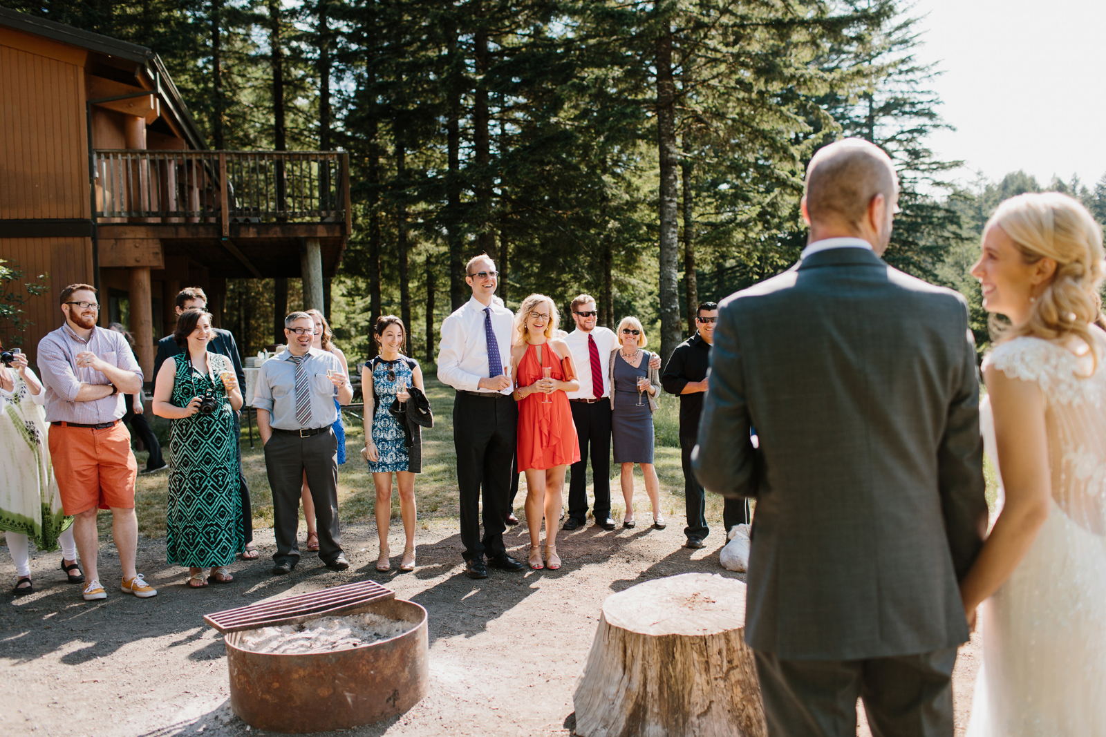 Silver Falls State Park Wedding by Anna Jaye Photography 058