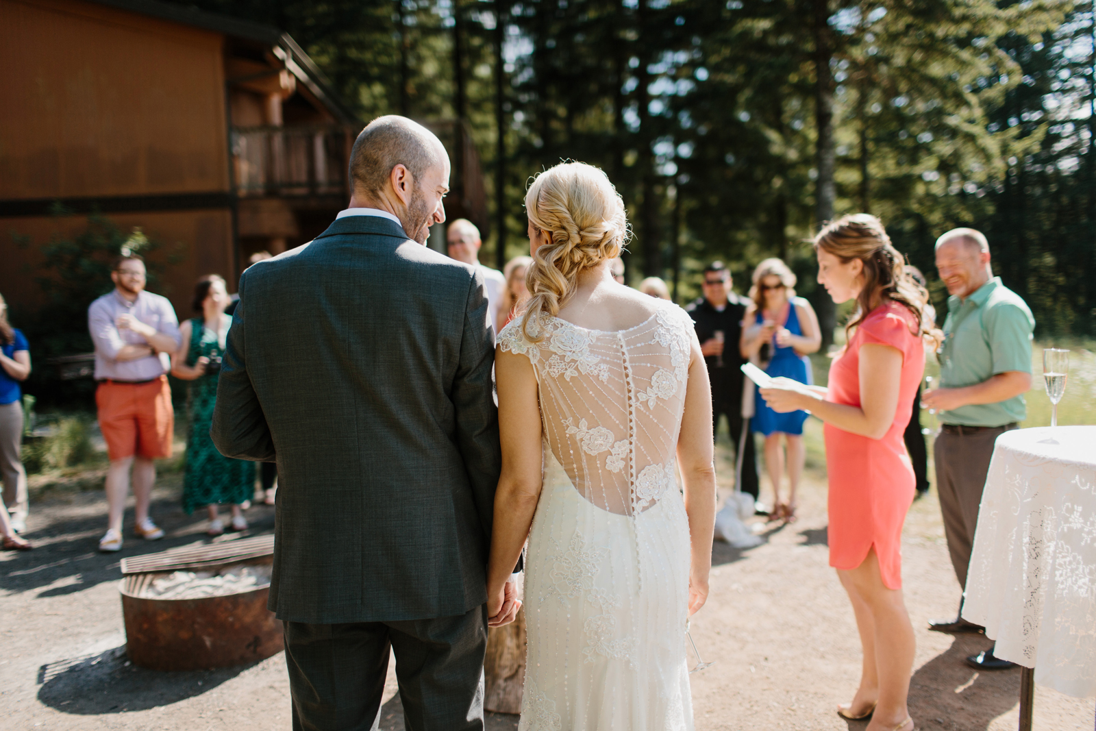 Silver Falls State Park Wedding by Anna Jaye Photography 062