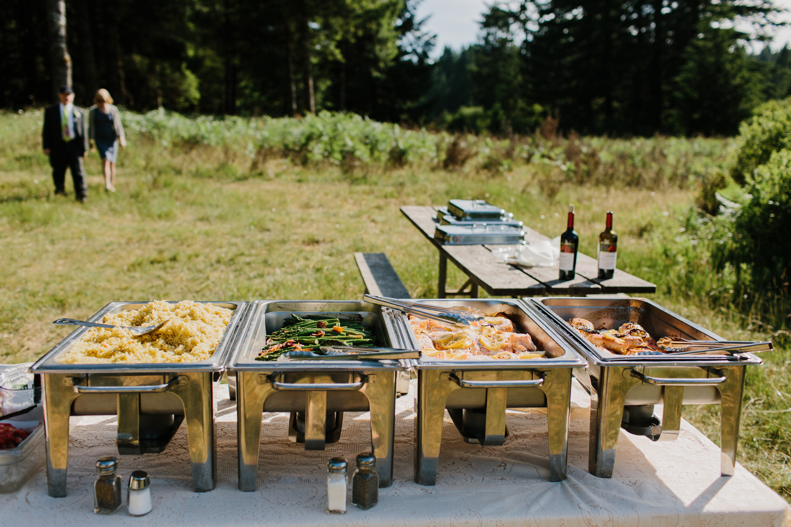 Silver Falls State Park Wedding by Anna Jaye Photography 067