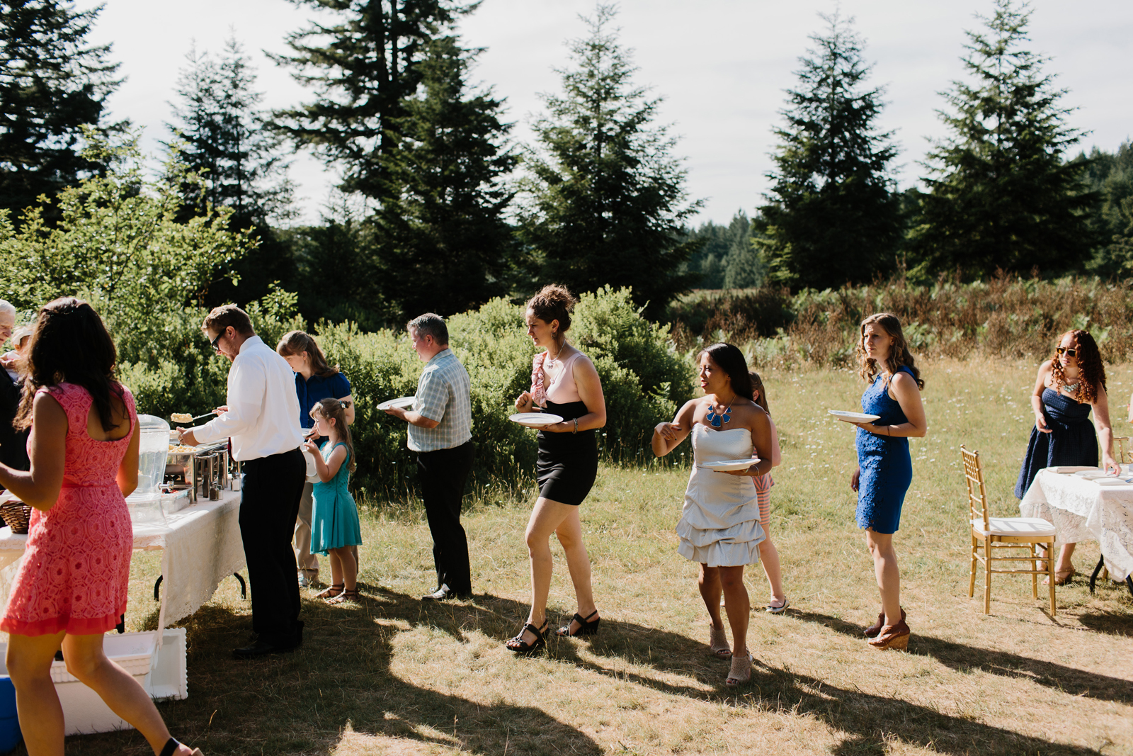 Silver Falls State Park Wedding by Anna Jaye Photography 068