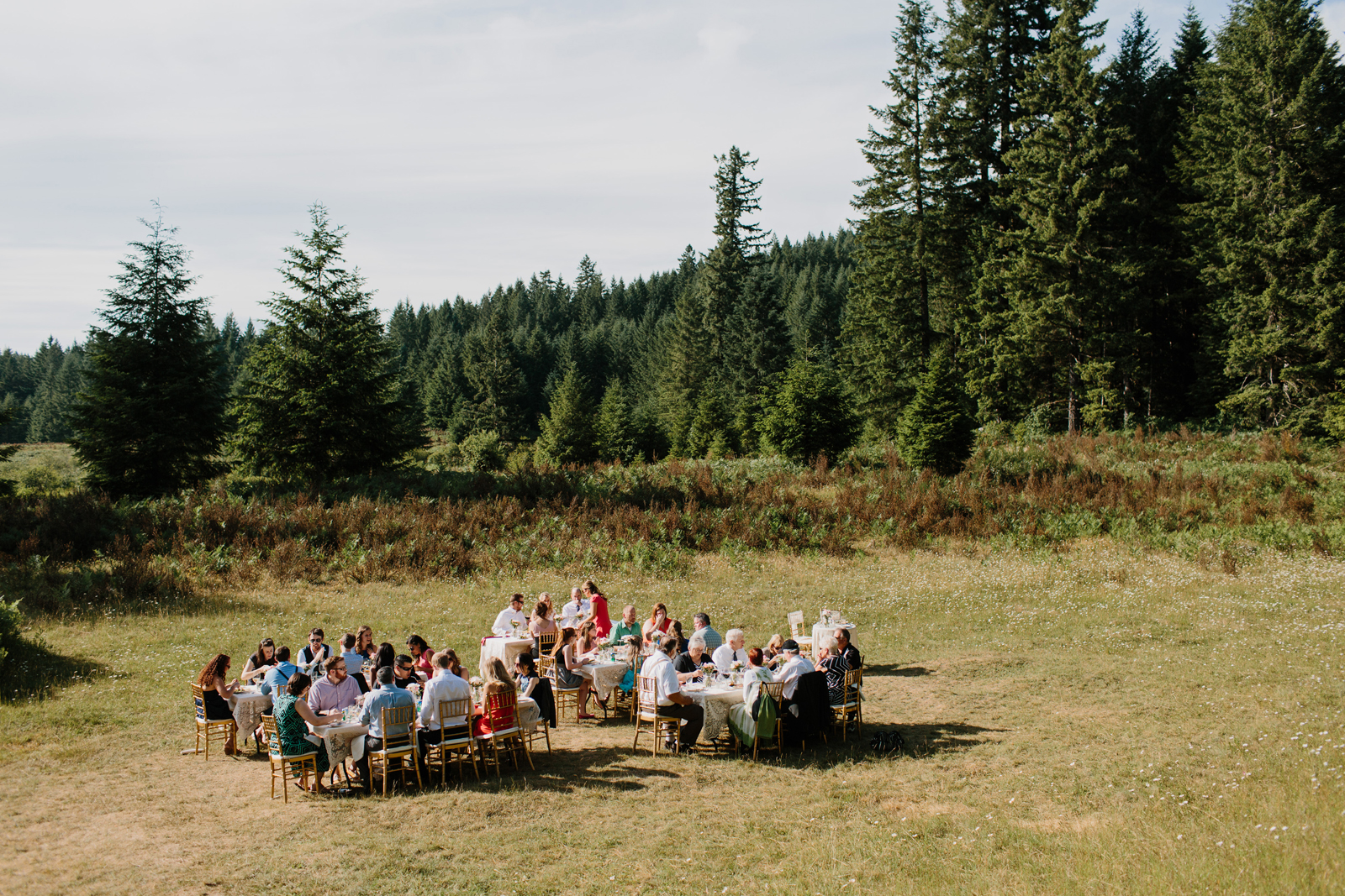 Silver Falls State Park Wedding by Anna Jaye Photography 070