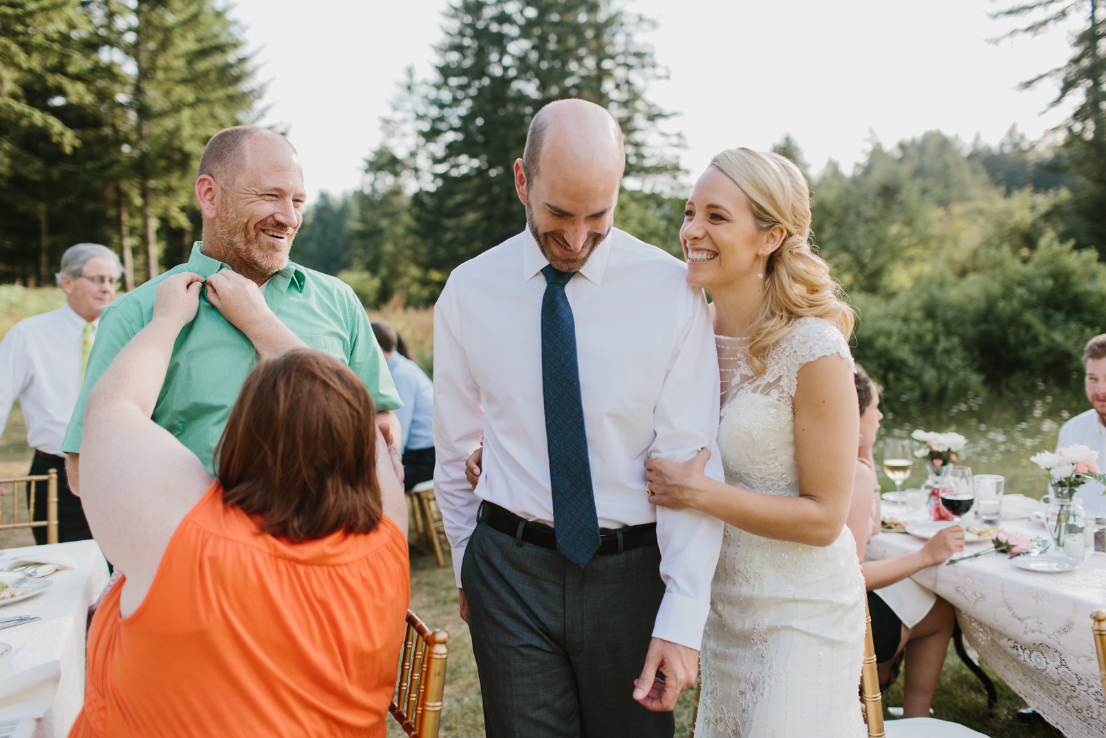 Silver Falls State Park Wedding by Anna Jaye Photography 080