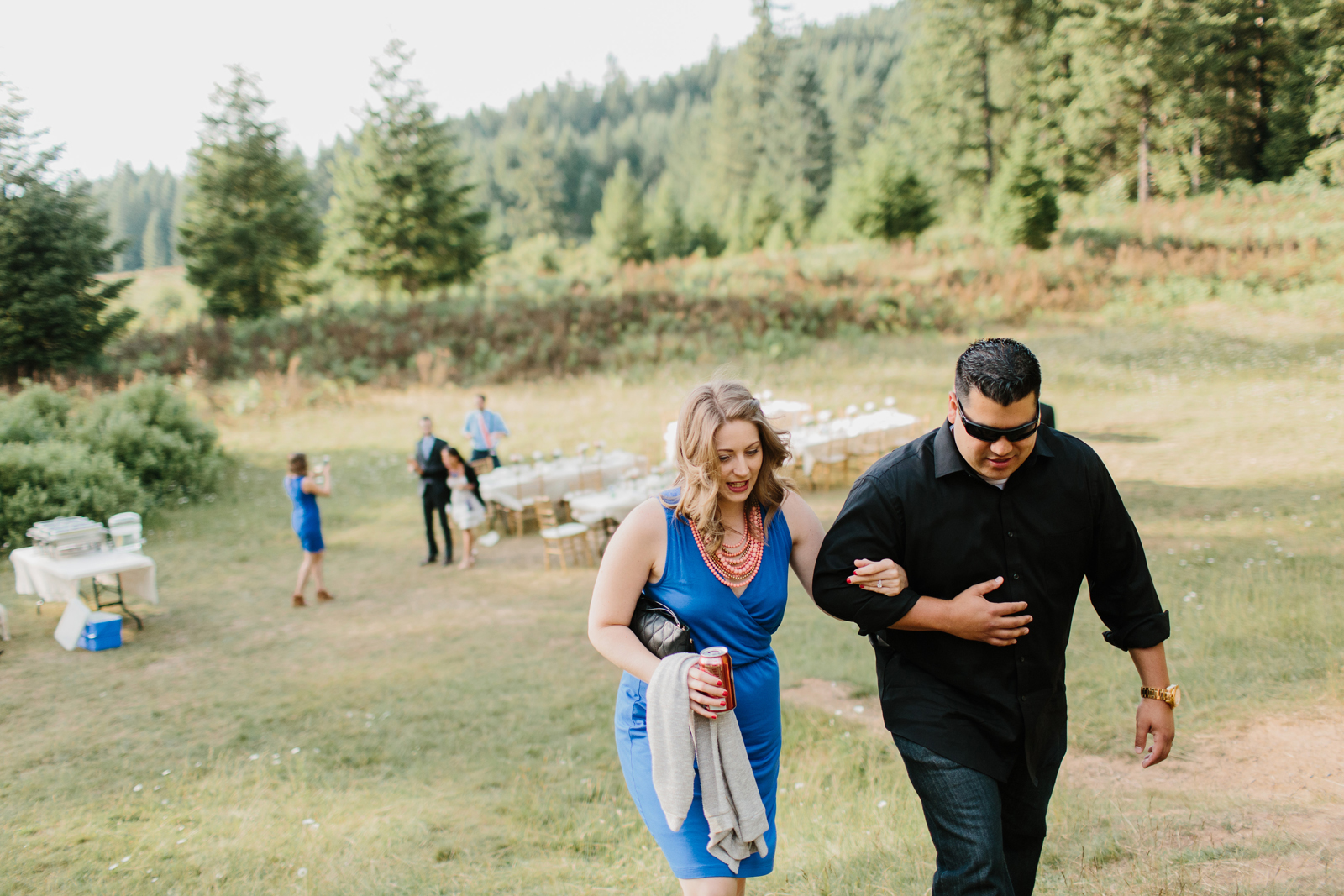 Silver Falls State Park Wedding by Anna Jaye Photography 082