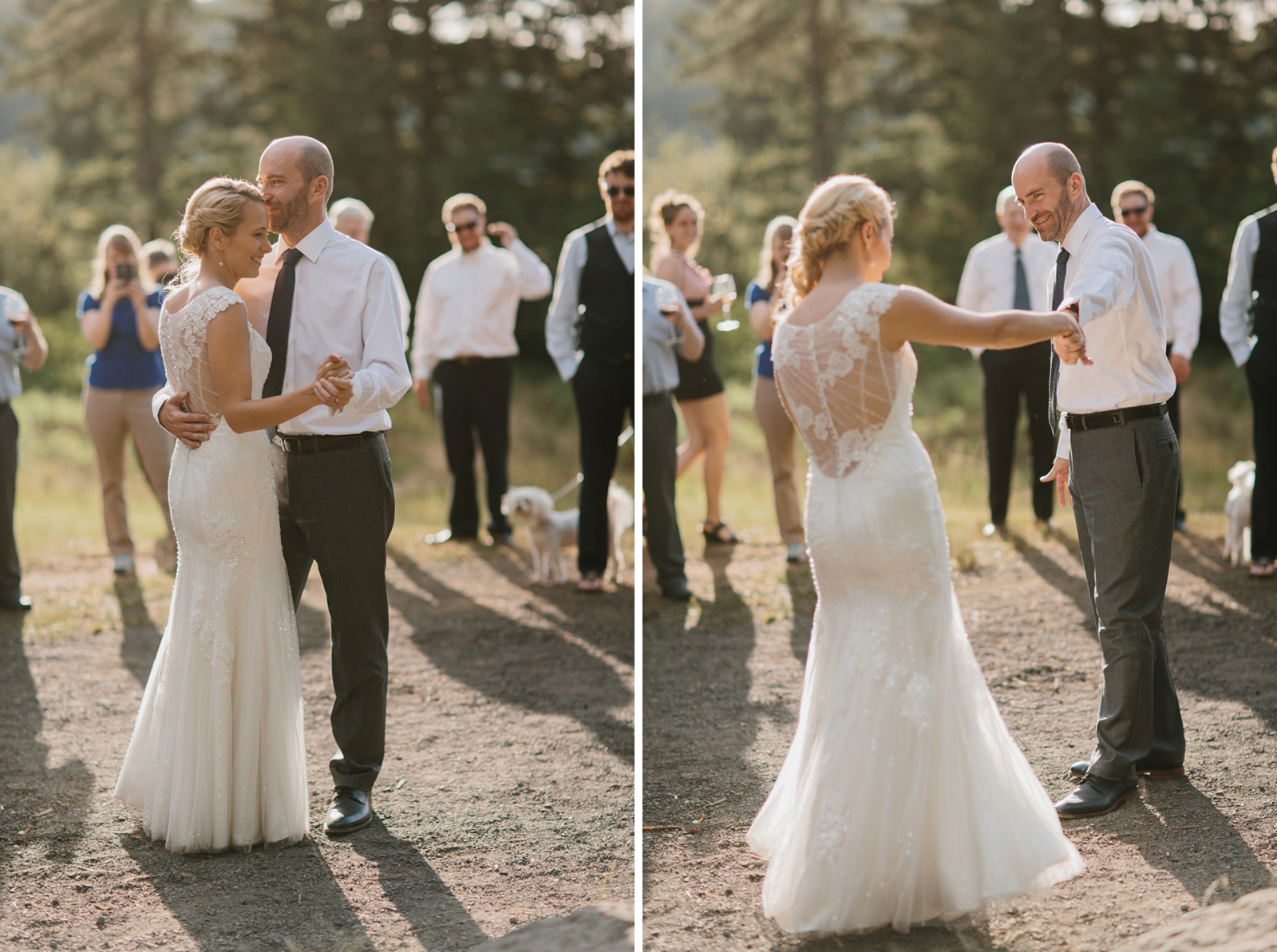 Silver Falls State Park Wedding by Anna Jaye Photography 083