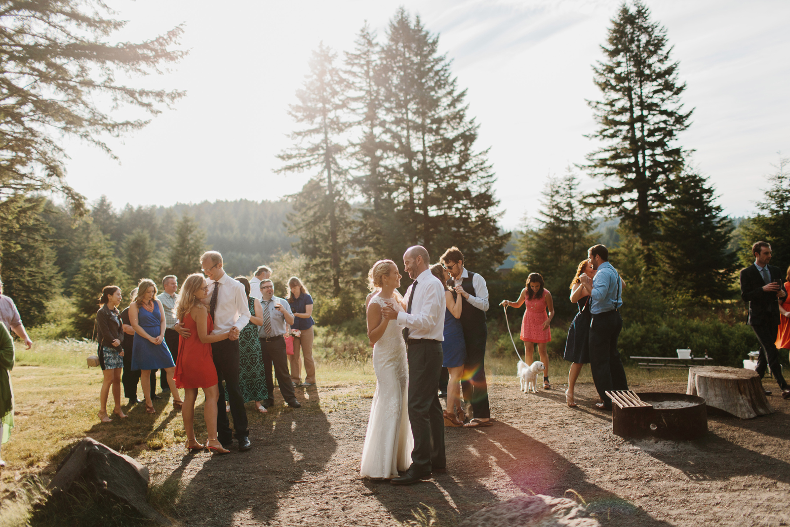 Silver Falls State Park Wedding by Anna Jaye Photography 084
