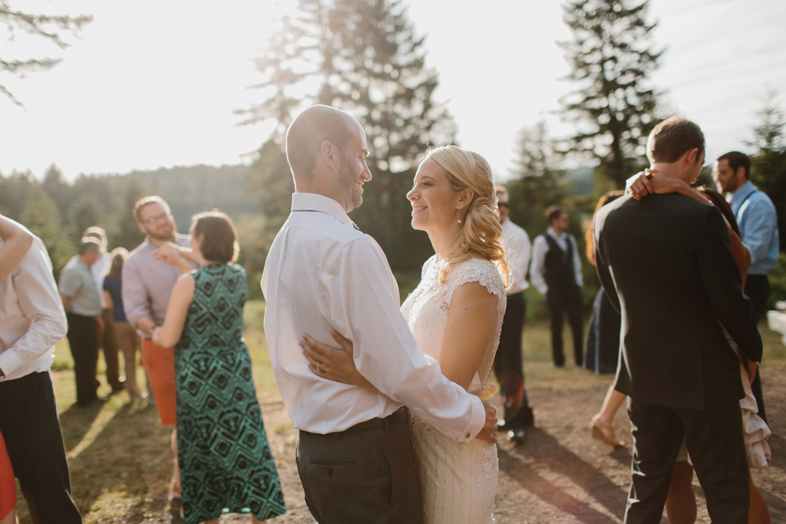 Silver Falls State Park Wedding by Anna Jaye Photography 088