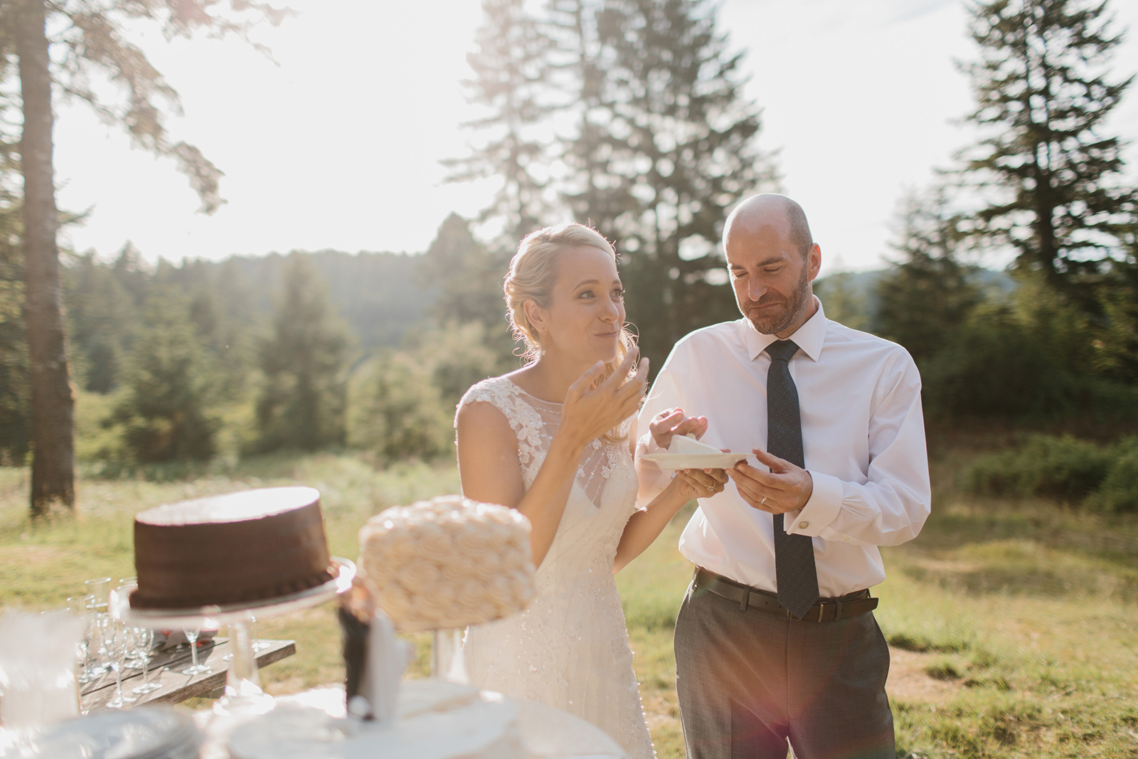 Silver Falls State Park Wedding by Anna Jaye Photography 090