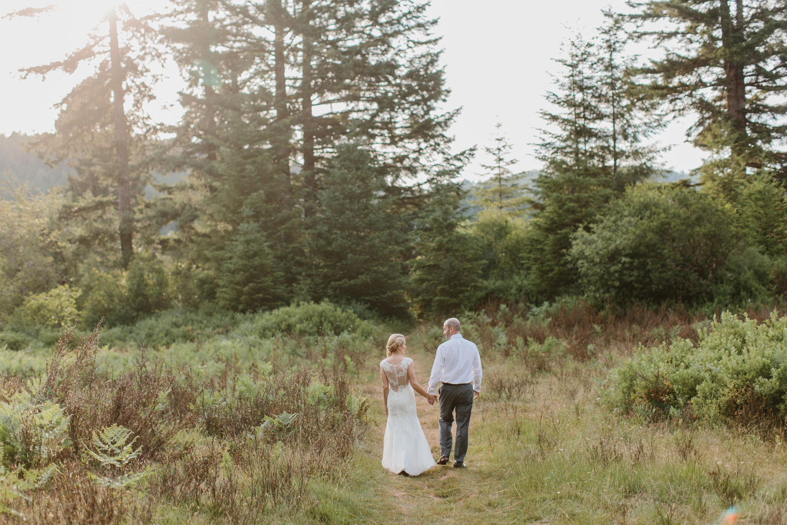 Silver Falls State Park Wedding by Anna Jaye Photography 093