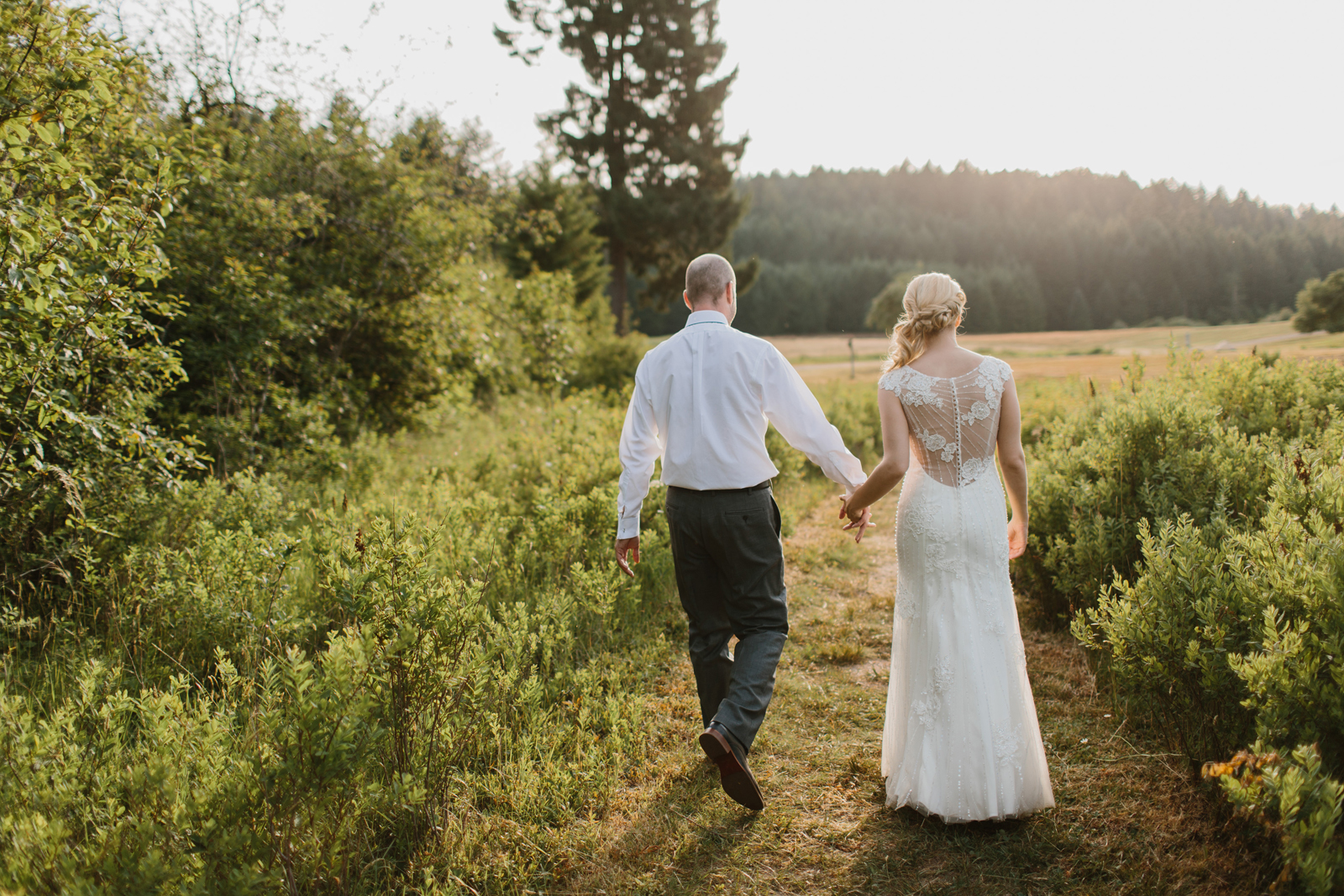 Silver Falls State Park Wedding by Anna Jaye Photography 095