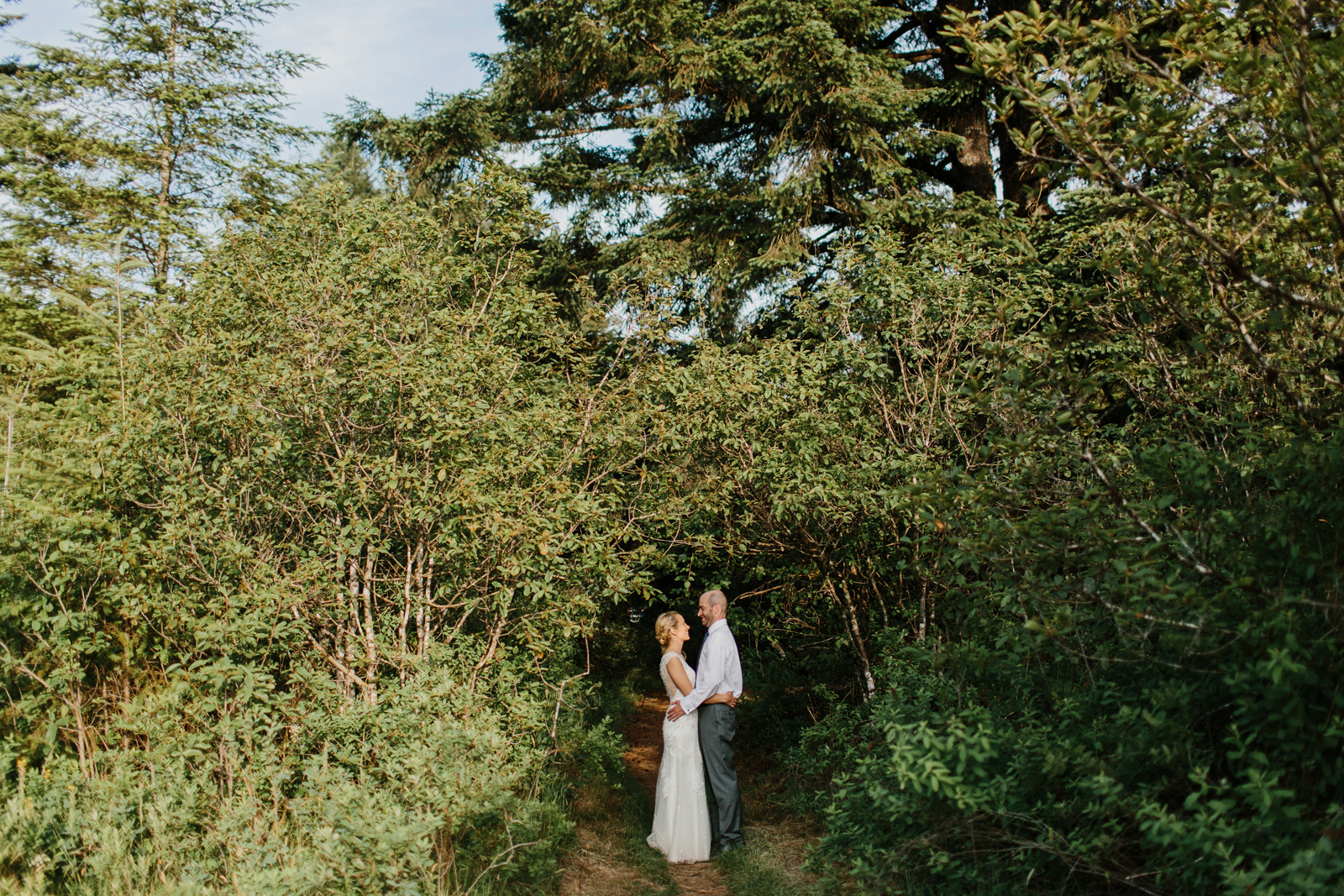 Silver Falls State Park Wedding by Anna Jaye Photography 099