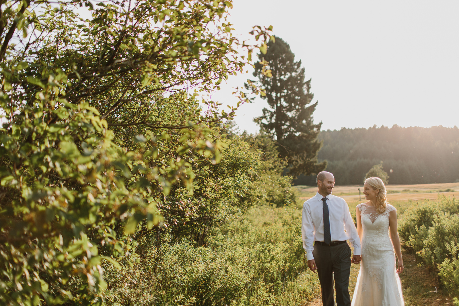 Silver Falls State Park Wedding by Anna Jaye Photography 100