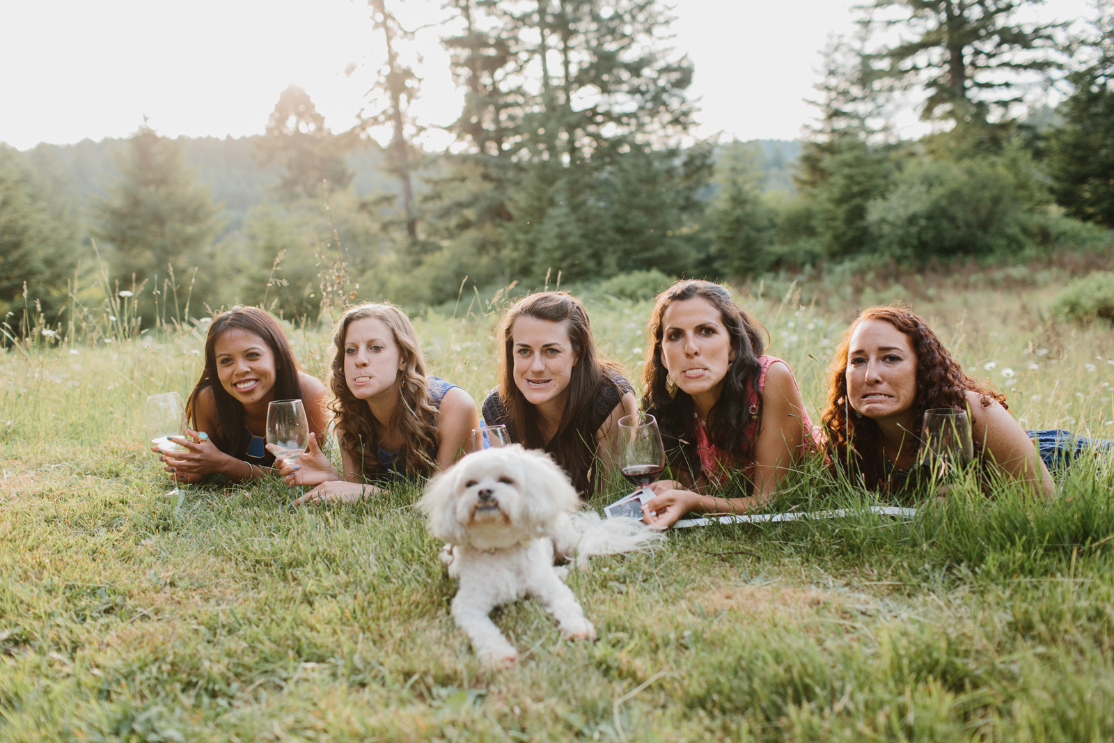 Silver Falls State Park Wedding by Anna Jaye Photography 104