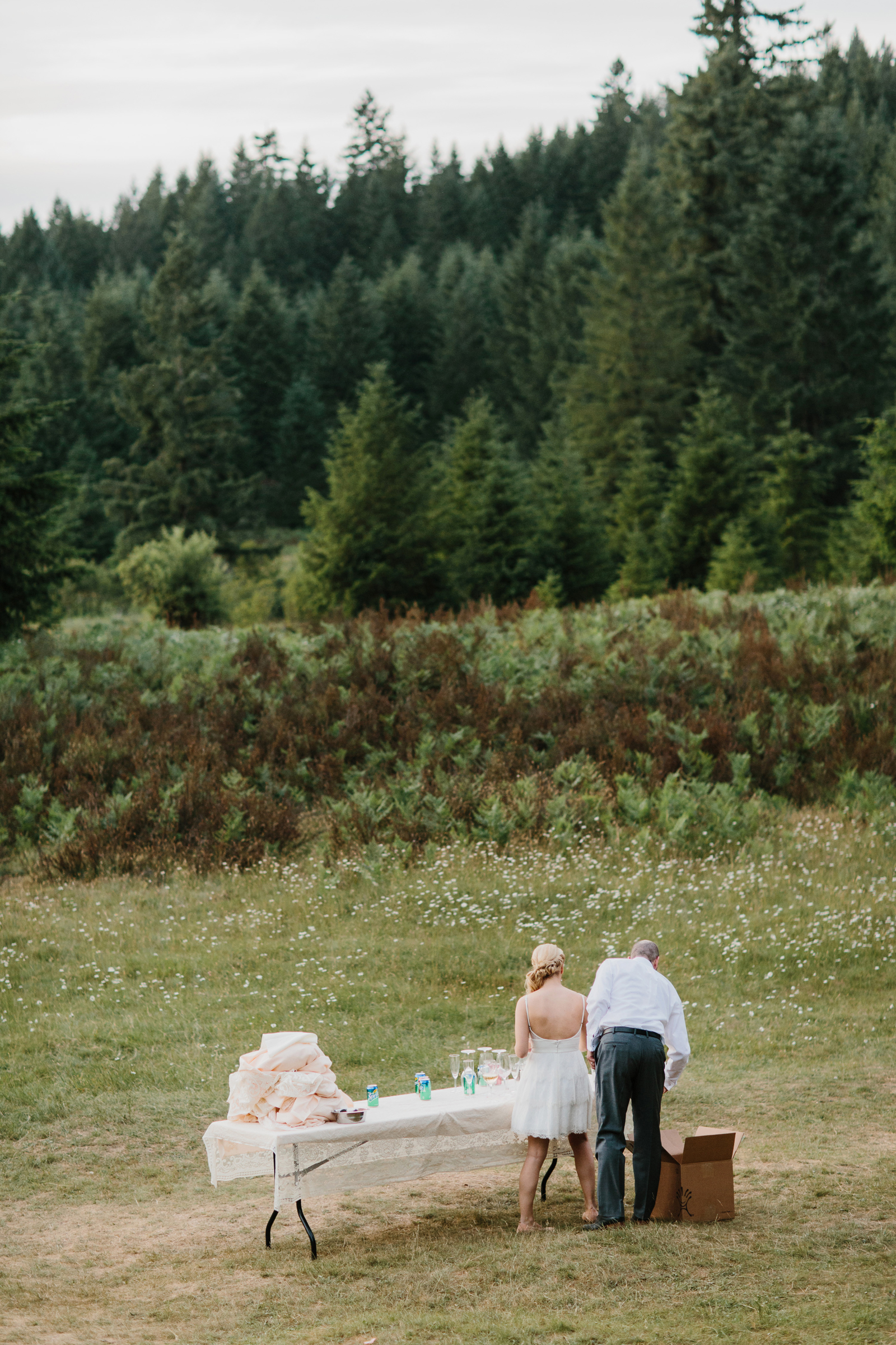 Silver Falls State Park Wedding by Anna Jaye Photography 110