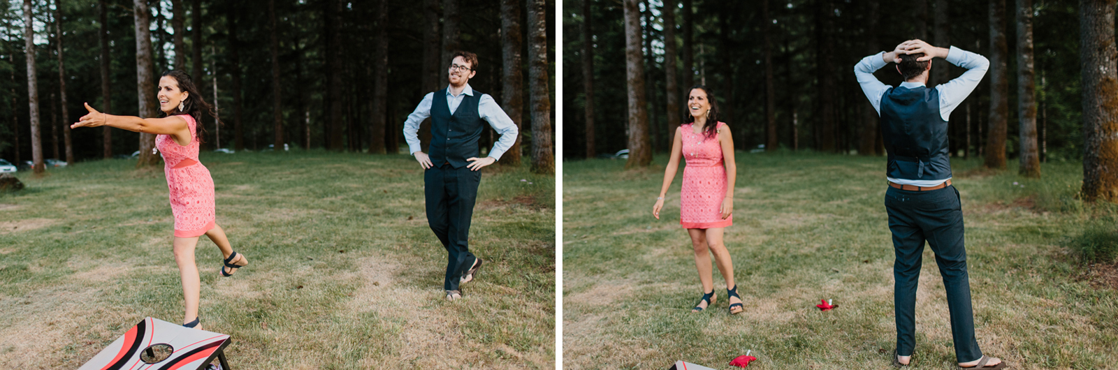 Silver Falls State Park Wedding by Anna Jaye Photography 116