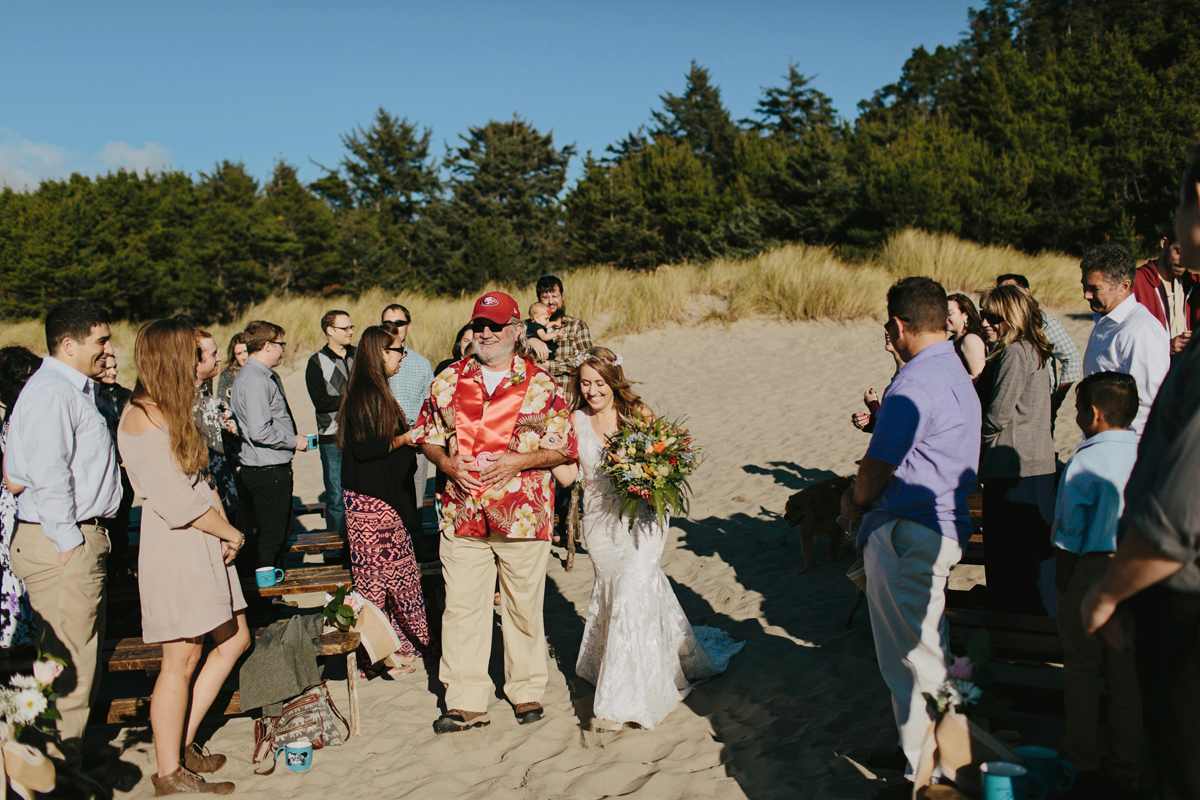 Oregon coast wedding 099