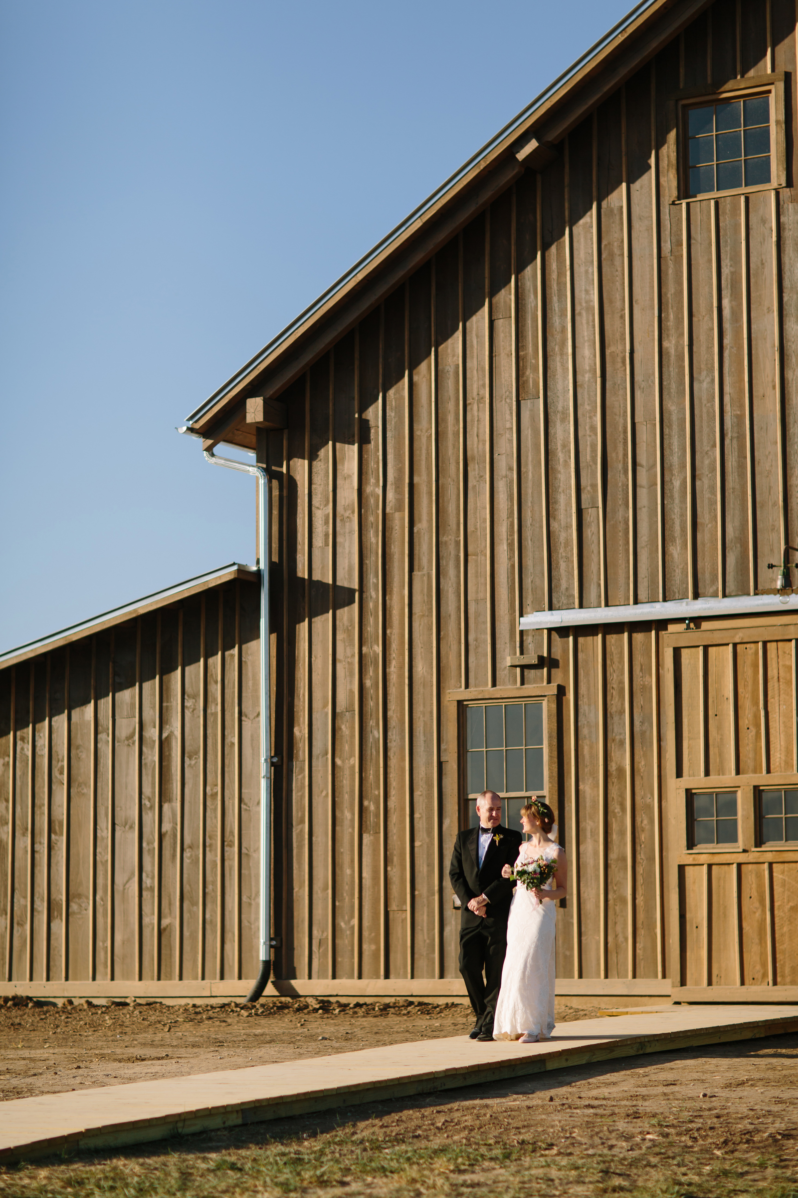 Weston Red Barn Farm Wedding 200