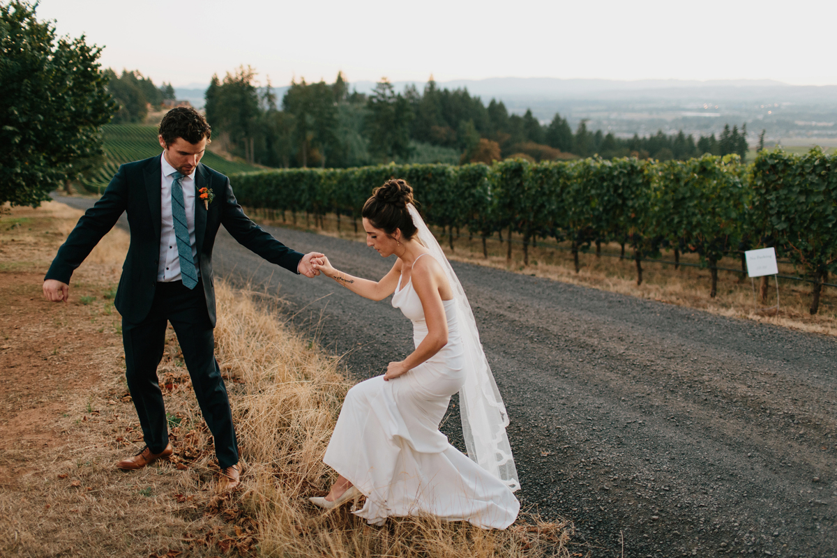 Vista Hills Vineyard Wedding 0186