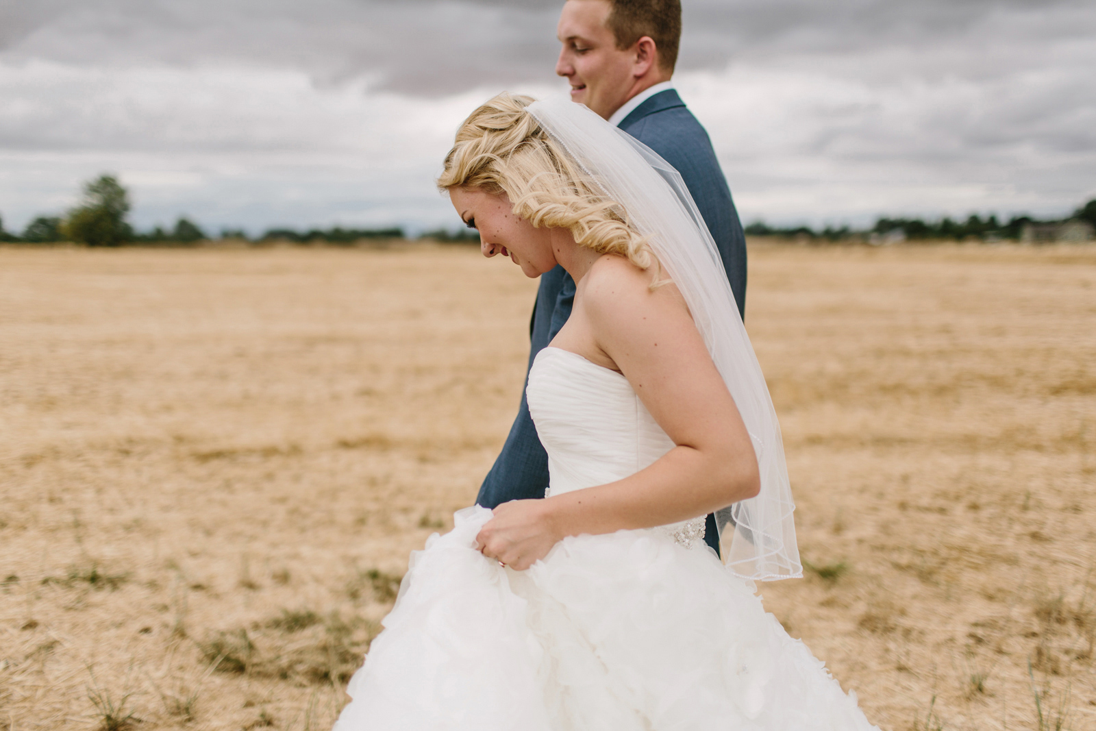 Atavista Farm wedding photo