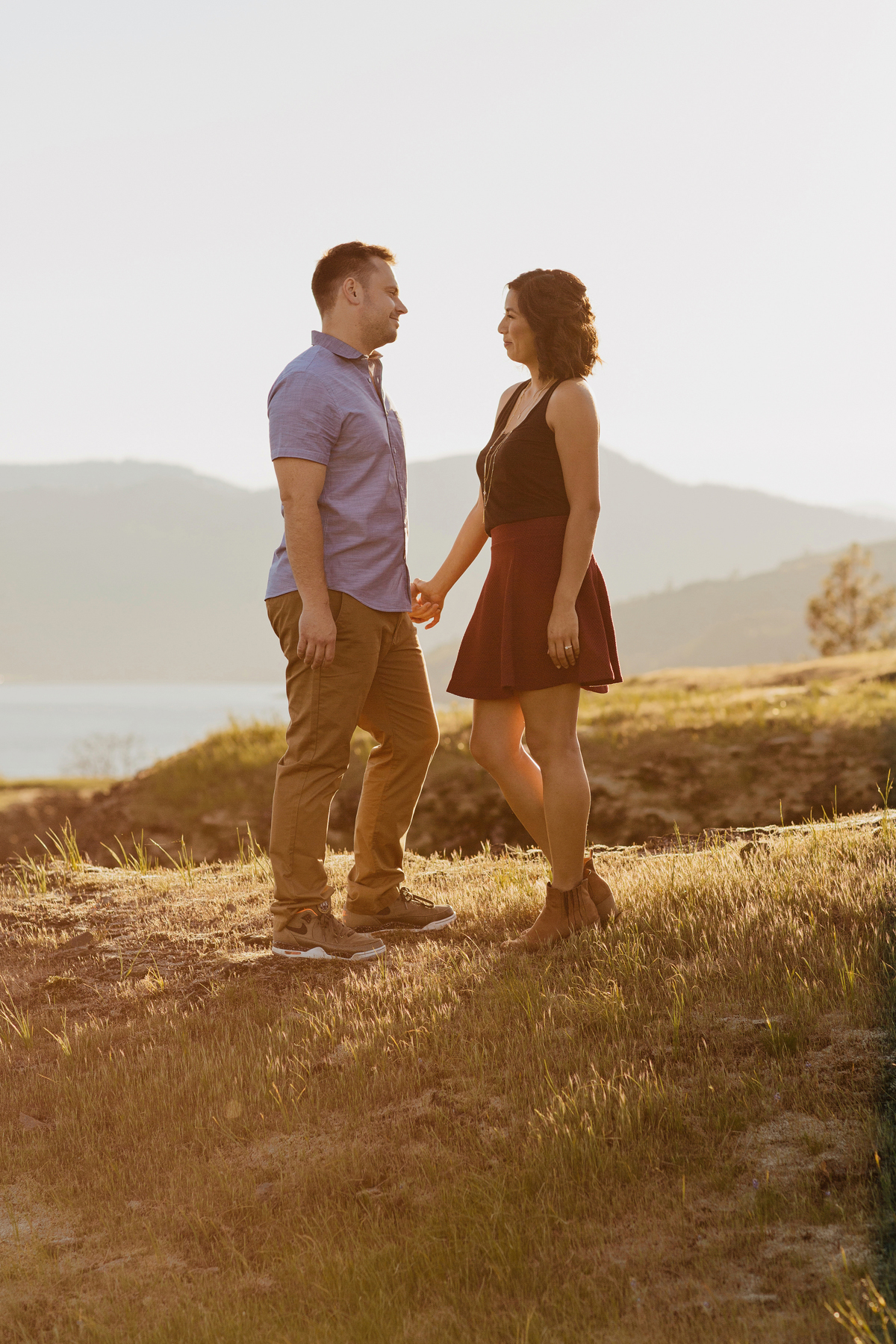 Columbia River Gorge Engagment photos 009