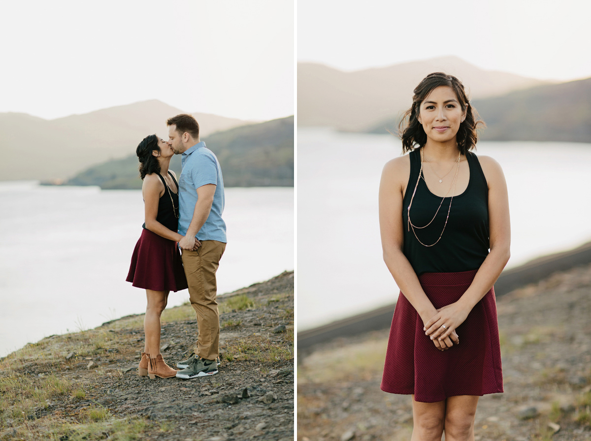 Columbia River Gorge Engagment photos 020