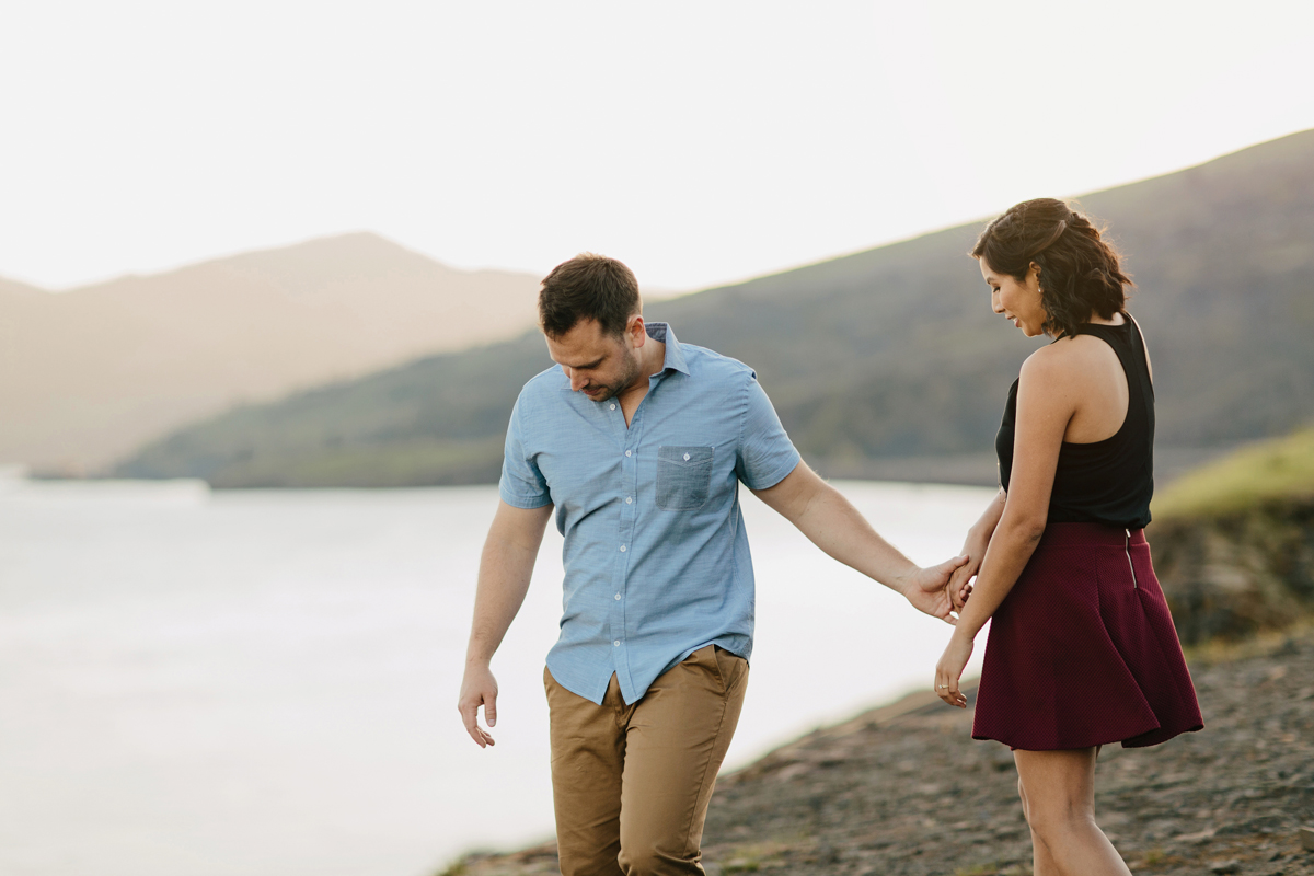 Columbia River Gorge Engagment photos 022