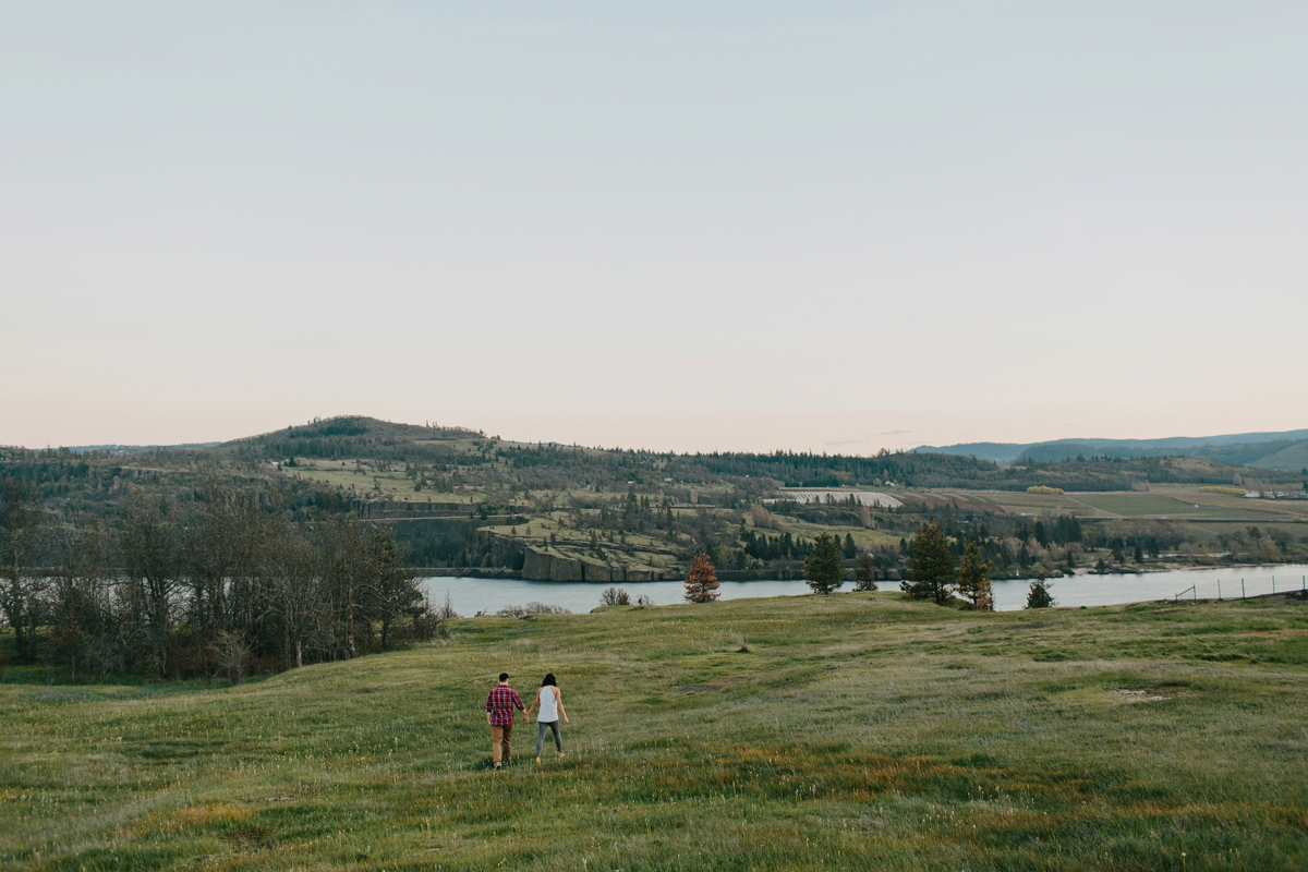 Columbia River Gorge Engagment photos 030