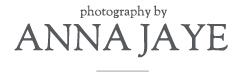 Portland Wedding Photographer  |  Anna Jaye Photography logo